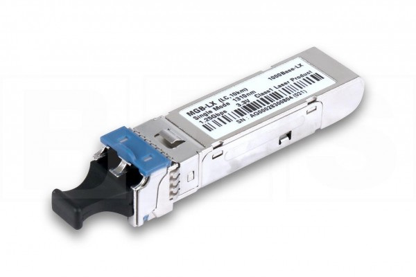 SFP Transceiver 1000BASE-LX, 20km